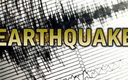 Huge 6.2-Magnitude Earthquake Rocks India, Pakistan and Afghanistan