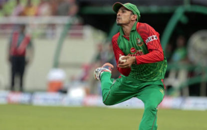 BPL 2017: Nasir Hossain warned for breach code of conduct