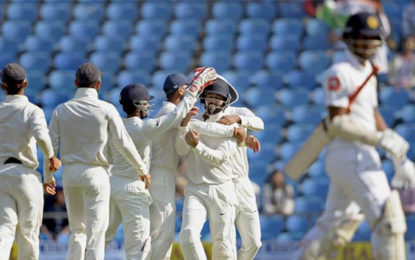 India vs Sri Lanka, 2nd Test Day 4: India thump Sri Lanka by innings and 239 runs