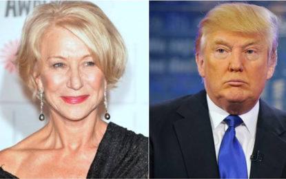 Helen Mirren Would Love To Play Donald Trump