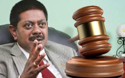 Arrest Warrant Issued to Arrest Jaliya Wickramasuriya