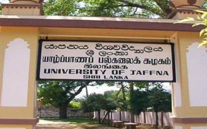 Educational Activities of Jaffna Campus Faculties Commences