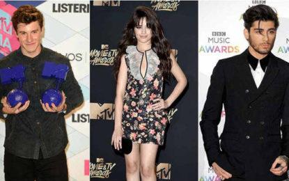 MTV EMA 2017 Full Winners List: Shawn Mendes, Camila Cabello And Zayn Malik Win Big