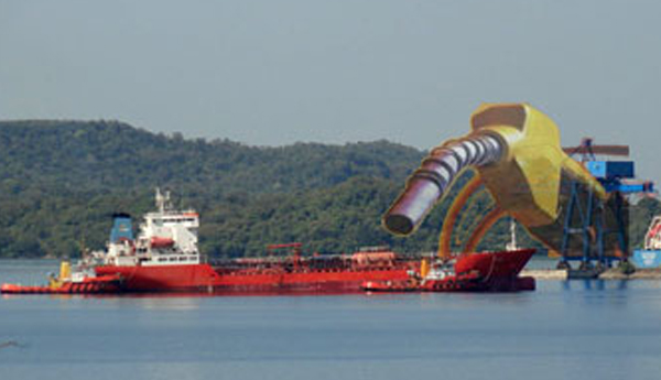 Controversial Substandard Fuel Ship Still Docked At Trinco Port