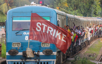 Scheduled Railway Strike from Midnight today Abandoned.
