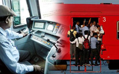 Certain Railway Engine Drivers on Strike….