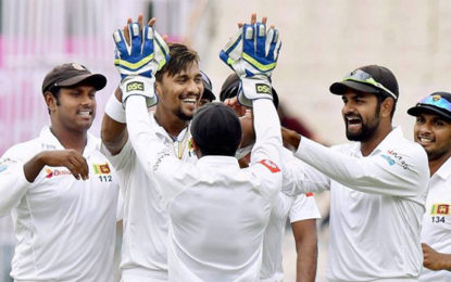 India Vs Sri Lanka, 1st Test: A Midwinter Day's Nightmare For India On Day 1