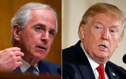 Senate Committee Questions Trump Nuclear Authority