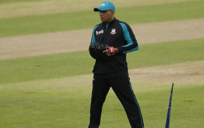 Chandika Hathurusinghe In Line To Become New Sri Lanka Coach
