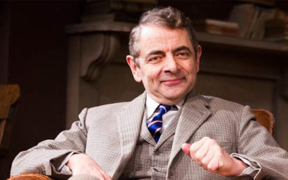 Mr Bean Aka Rowan Atkinson To Become Father At 62