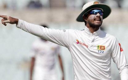 Virat Kohli changed the Kolkata Test, says Dinesh Chandimal