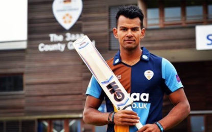 Former England U-19 captain Shiv Thakor found guilty of exposing himself to two women