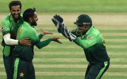 Mohammad Hafeez Suspended Again For Illegal Action