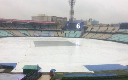 India vs Sri Lanka: Rain threat looms large over 1st Test in Kolkata