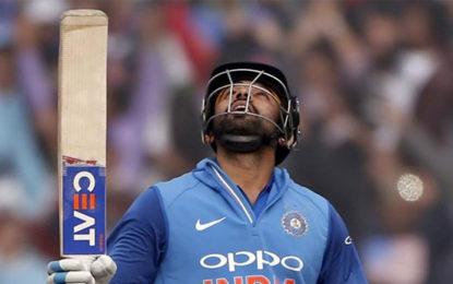 Rohit Sharma Creates History, Hammers Third ODI Double Hundred