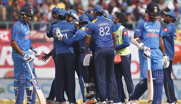 Sri Lanka Rout India To Snap 12-Game Losing Streak