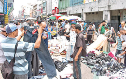 Payment Hawkers Back on Pavements?