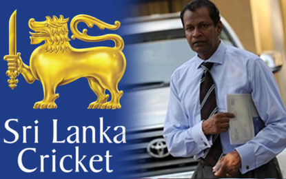 Sri Lanka Cricket Secretary Resigned to Take Over Vice President Post