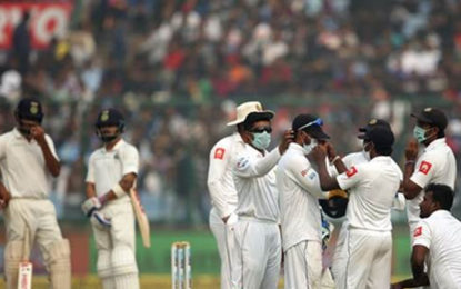 India Vs Sri Lanka: ICC To Discuss Pollution Issue After Kotla Test Draws Ire