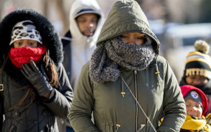 As Deep Freeze Sets In East Coast Of US, People Urged To Help Most Vulnerable