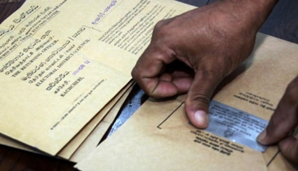 Postal Voting Cards For LG Election to be Distributed Today