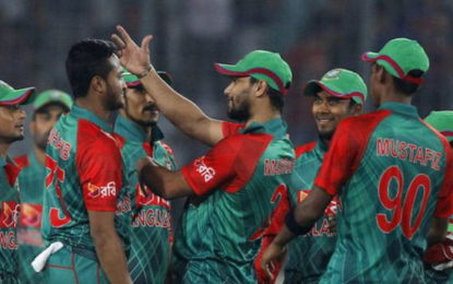 Bangladesh Without Coach For SL &  ZIM Series