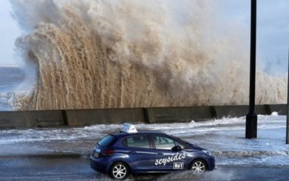 Deadly Storm Blasts Across Europe, Killing Three