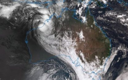 Cyclone Joyce: Australian Residents Warned To Take Shelter