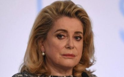 Catherine Deneuve Apologises To Sex Assault Victims