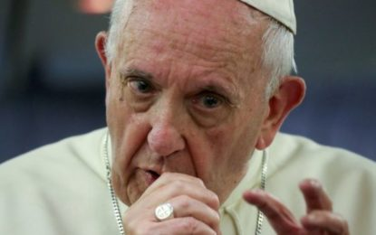 Pope To Send Envoy To Investigate Chile Sex Abuse Claims