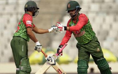 Shakib, Tamim Lead Bangladesh's Rout Of Zimbabwe