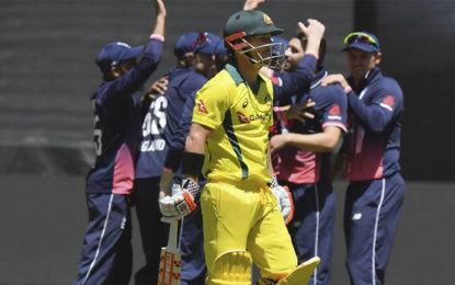 Australia Vs England Live Score 1st ODI: Australia Rebuild With Aaron Finch Against England