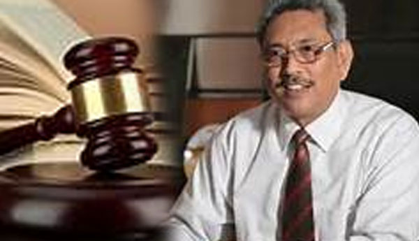 Gota's FR Petition Seeking Pevention of His Imminent Arrest Re-Fixed For Argument