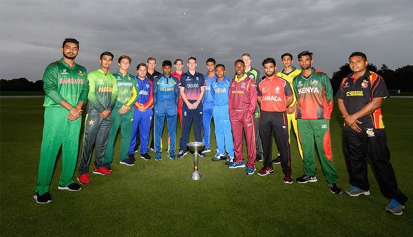 ICC U-19 World Cup 2018 Points Table, Team Standings, Net Run Rate