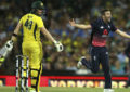Steve Smith dismissal sparks controversy as Australia lose ODI series