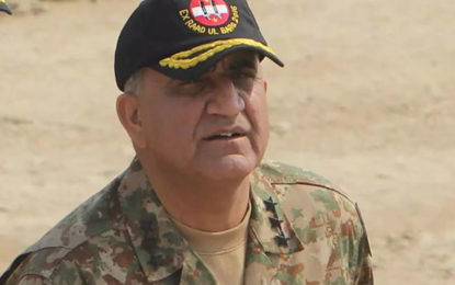 Official Visit of Pakistani Army Chief to  Sri Lanka From January 15 to 17