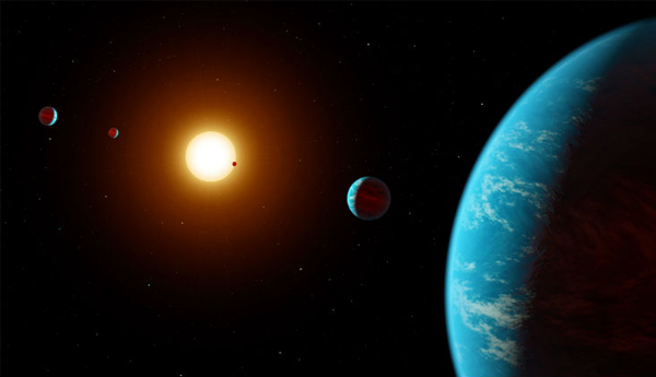 Citizen Scientists Discover Five New Exoplanets