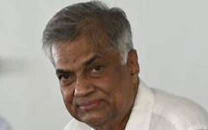 No Confidence Motion Against  Prime Minister Ranil