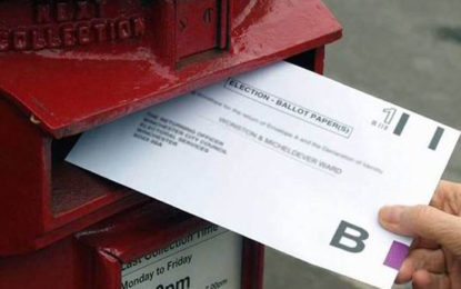 Two More Days Allocated For Postal Voting…