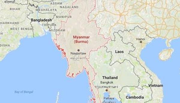 Several Quakes Rattle Myanmar's Largest City, No Damage Seen
