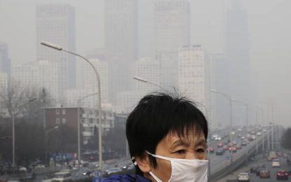 Beijing's Struggle Against Pollution Will Be Tough, Take Time: Mayor