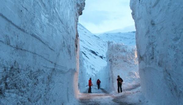 Alps Snowfall: Trains Reach Tourists Stranded In Zermatt