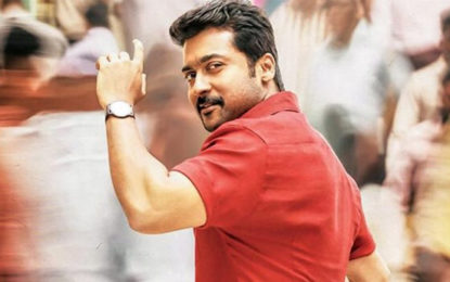 Thaanaa Serndha Koottam Box Office: The Suriya Film Gets A Huge Pongal Opening
