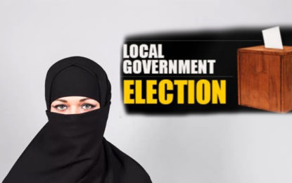 Election Commission Declares No Prohibition of Burka…..