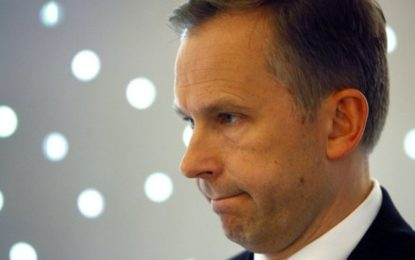 Latvian Central Bank Chief Arrest by Anti-Corruption Police
