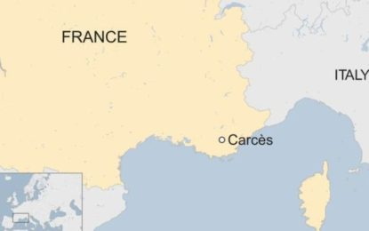 Two Army Helicopters In Fatal Southern France Crash
