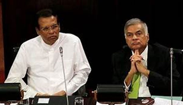 President & Prime Minister Agree to Form UNP Government?