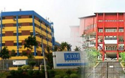 To Absorb SAITM Students to KDU Bill Tabled