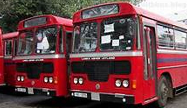 SLTB special bus services from today