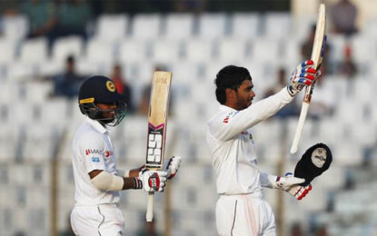 Bangladesh Vs Sri Lanka 1st Test Day 3 Live Cricket Score: Roshen Silva Scores Fifty as Sri Lanka Reach 430/3